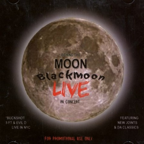 Black Moon - Behind the Black Moon live in concert