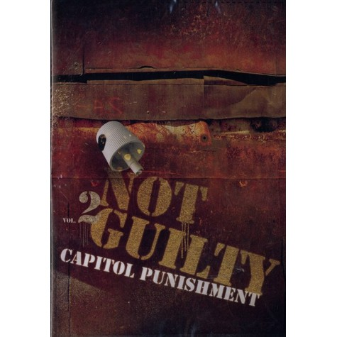 Not Guilty - Part II - capital punishment