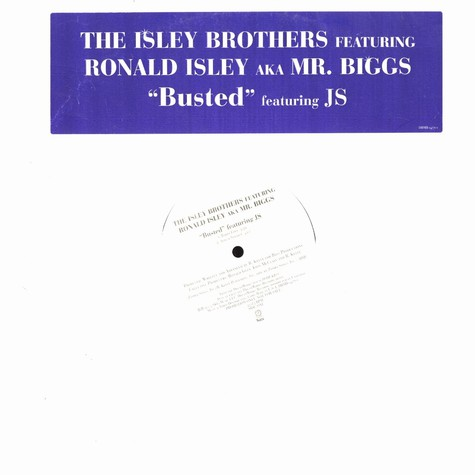 Isley Brothers featuring Ronald Isley - Busted feat. JS