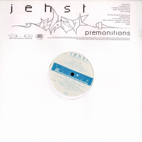Jehst - Premonitions