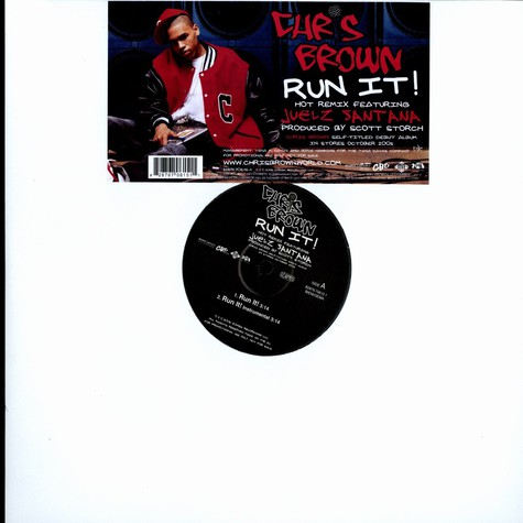 Chris Brown - Run it! remix feat. Juelz Santana