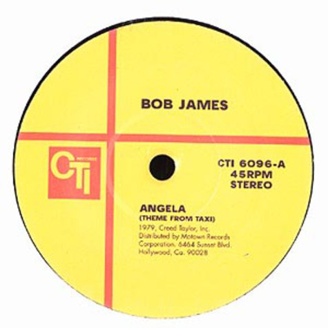 Bob James - Angela (theme from taxi)