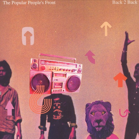 Popular People's Front, The - Back 2 Back