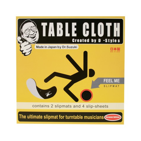 D-Styles presents - Table cloth version 1