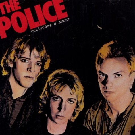 Police, The - Outlandos d'amour - remastered