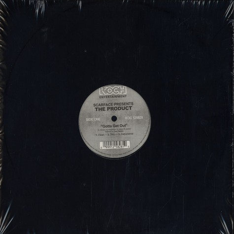 Scarface presents The Product - Gotta get out