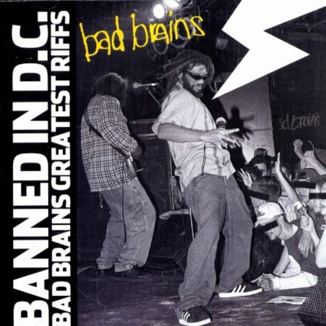 Bad Brains - Banned in d.c. - greatest riffs