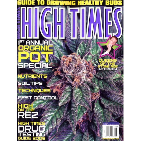 High Times Magazine - 2006 - 05 - May