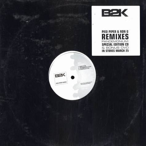 B2K - Girl friend remixes