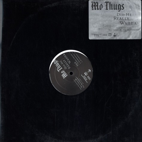 Mo Thugs - Did he really wanna