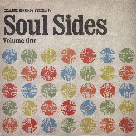 Soul Sides - Volume 1 - compiled by Oliver Wang
