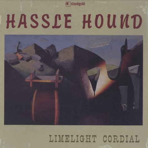 Hassle Hound - Limelight cordial