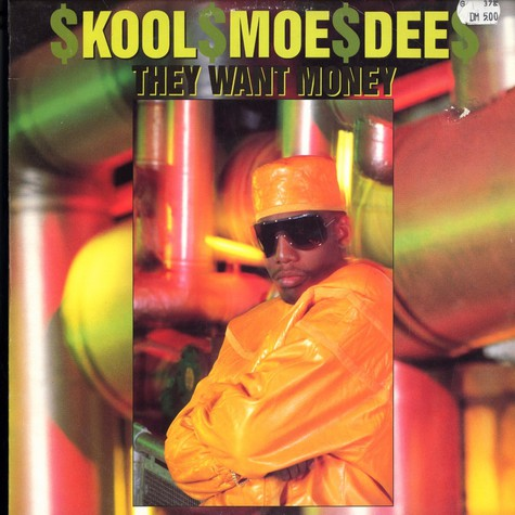 Kool Moe Dee - They want money