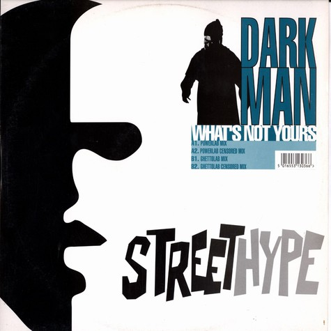 Darkman - What's not yours
