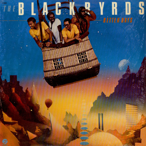 Blackbyrds, The - Better Days