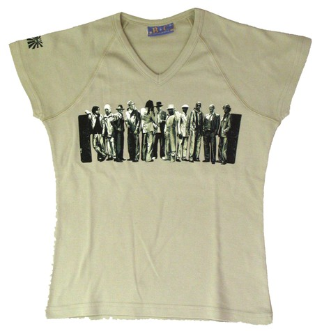 Seeed - Tour Women T-Shirt