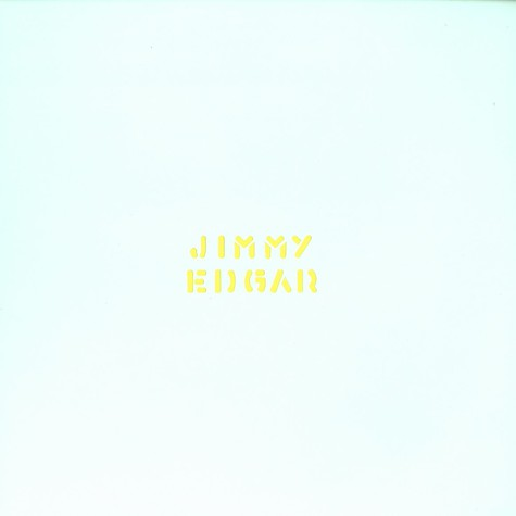Jimmy Edgar - Access rhythm EP