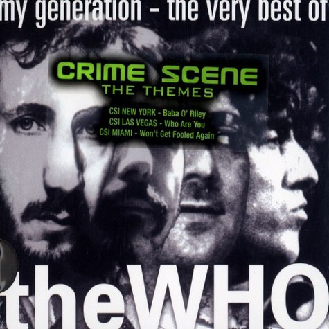 Who, The - My generation - the very best of