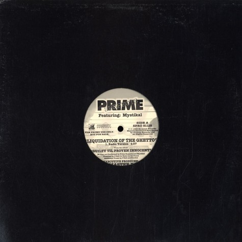 Prime Suspects - Liquidation of the ghetto feat. Mystikal