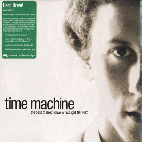 Time Machine - The best of direct drive & first light 1981-82