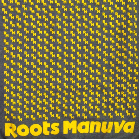 Roots Manuva - RM sweater