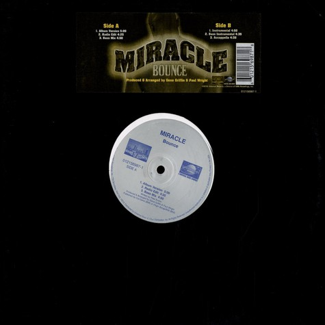 Miracle - Bounce