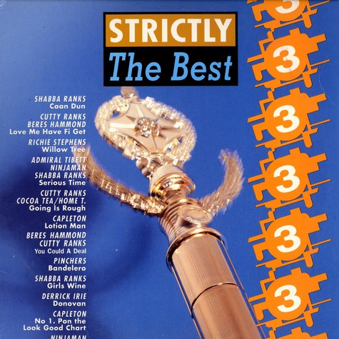 V.A. - Strictly the best vol.3
