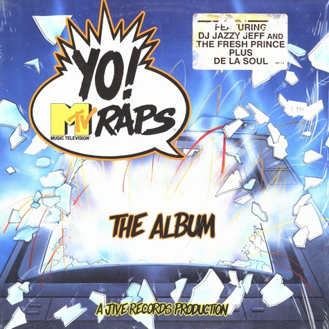 V.A. - Yo! MTV raps - the album