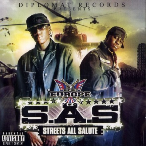 S.A.S. - Streets all salute