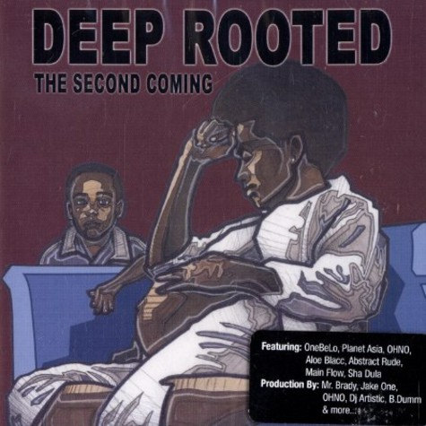 Deep Rooted (Mr.Brady & Johaz) - The second coming