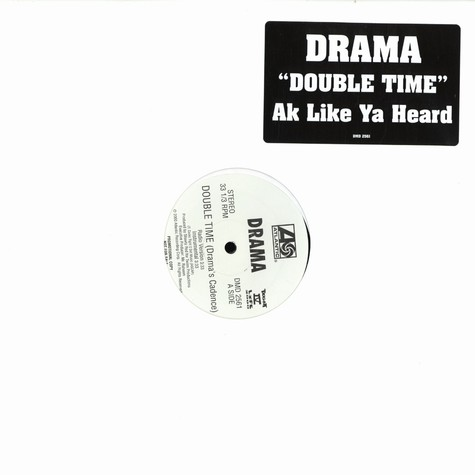Drama - Double time