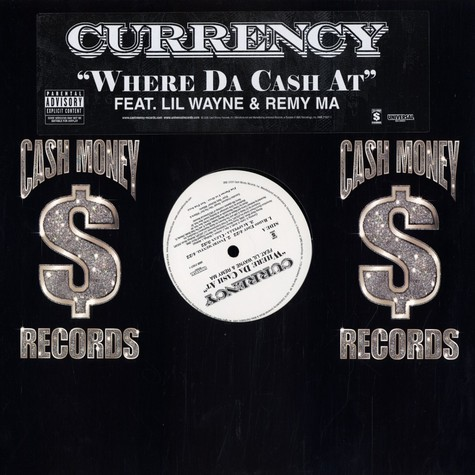 Currency - Where da cash at feat. Lil Wayne & Remy Ma