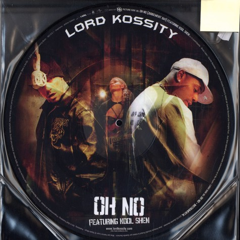Lord Kossity - Oh no feat. Kool Shen of Supreme NTM