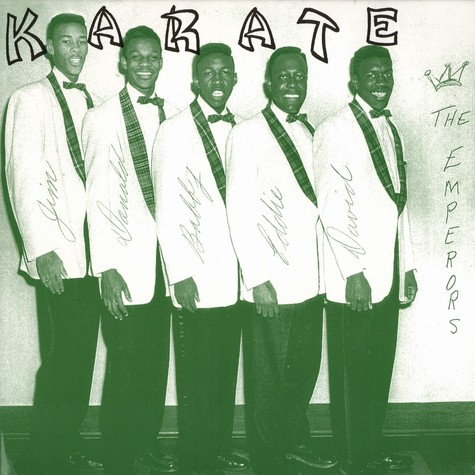 Emperors, The - Karate