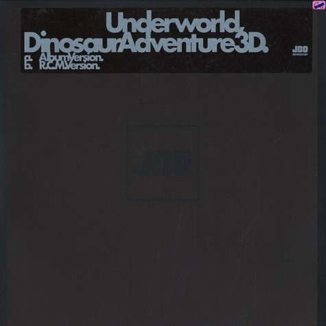 Underworld - Dinosaur adventure 3d