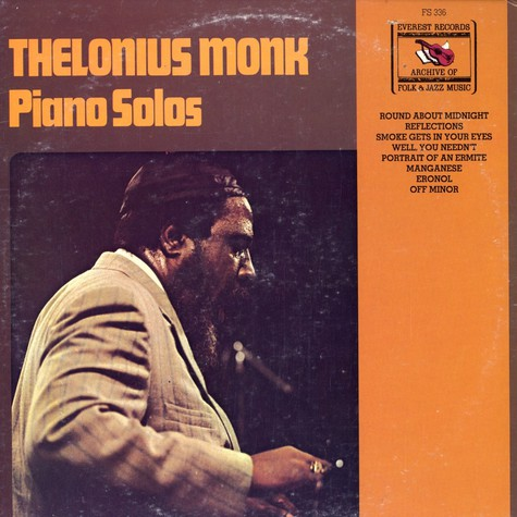 Thelonious Monk - Piano Solos