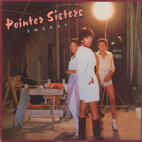 Pointer Sisters, The - Energy