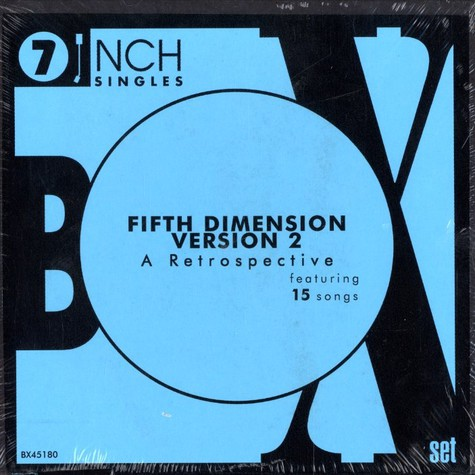 5th Dimension, The - A retrospective Version 2