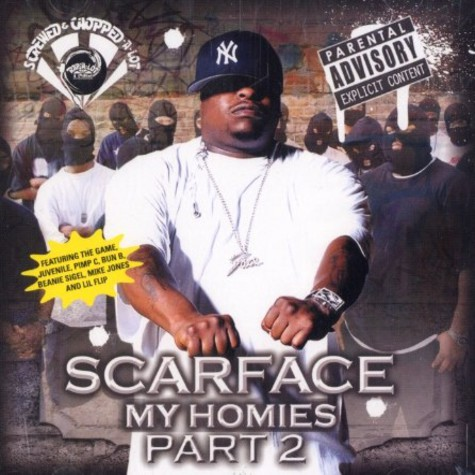 Scarface - My homies part 2 - chopped & screwed