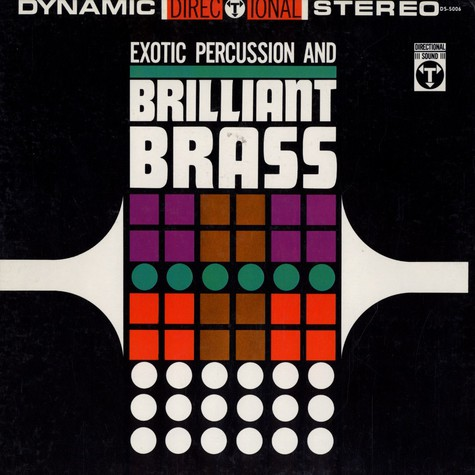 John Evans and the Big Band - Exotic percussion and brilliant brass