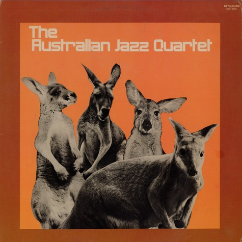 Australian Jazz Quartet, The - Australian Jazz Quartet, The