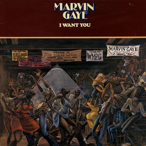 Marvin Gaye - I Want You