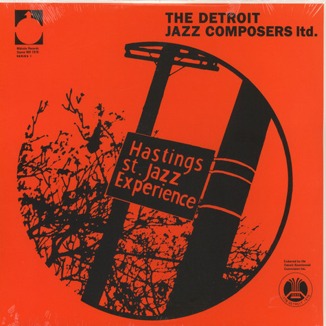 Detroit Jazz Composer Ltd., The - Hastings St. Jazz Experience