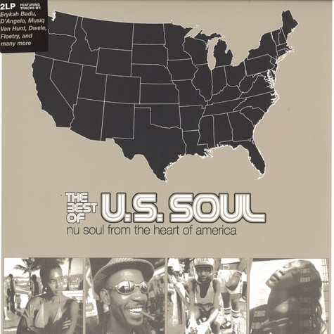 V.A. - The best of US Soul