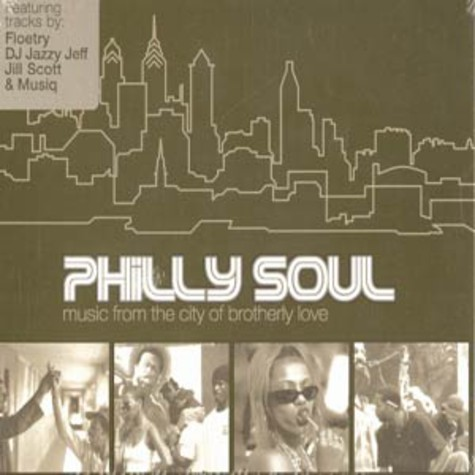 V.A. - Philly soul volume 1