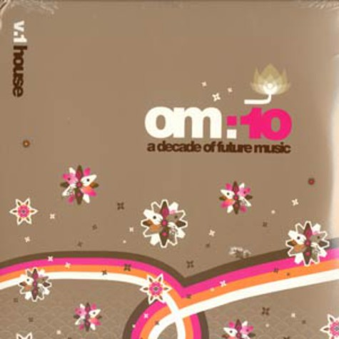OM presents - 10 - a decade of future music volume 1 - house