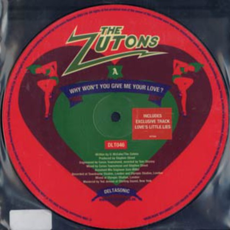 Zutons, The - Why won't you give me your love