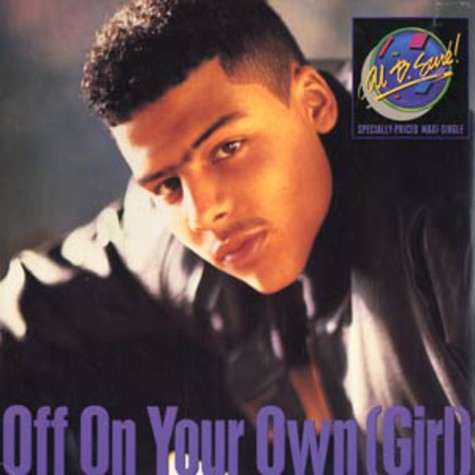 Al B Sure - Off on your own (girl)