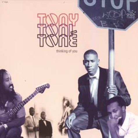 Tony Toni Toné - Thinking of you