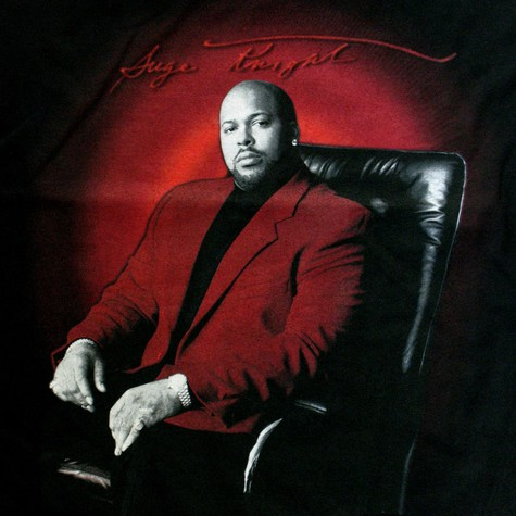 Suge Knight - Red chair